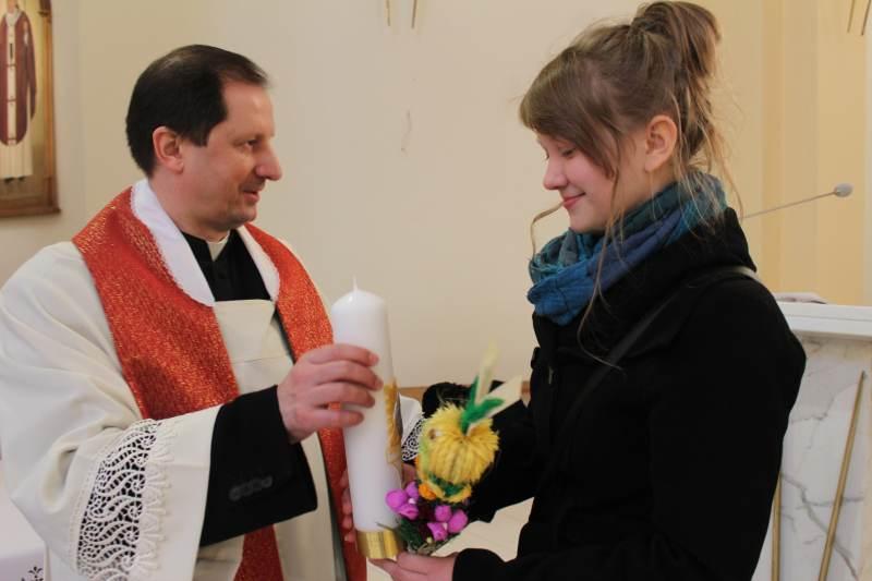 Niedziela Palmowa – Chełm parafia pw. Świętej Rodziny
