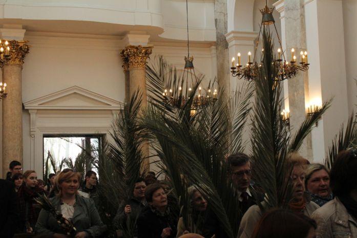 Nasza Młodzież na Górce Chełmskiej – Niedziela Palmowa 2017