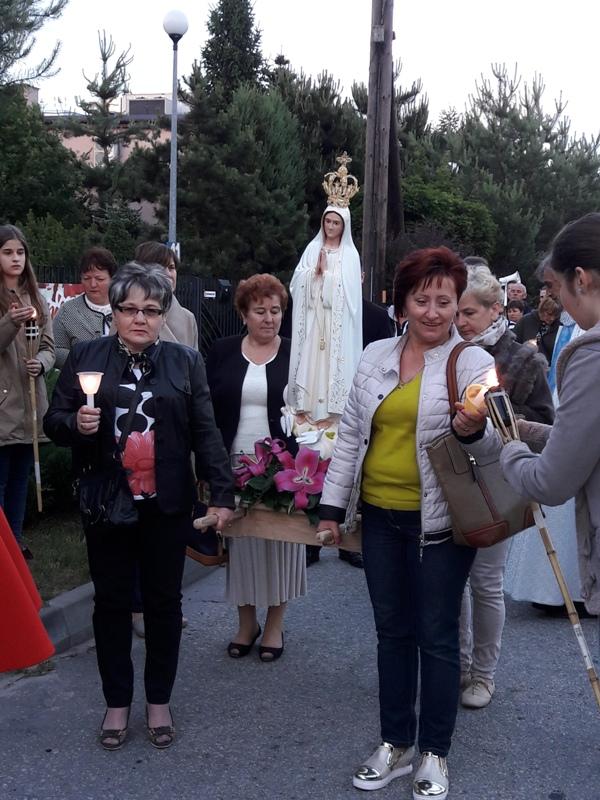 Nabożeństwo Fatimskie 13 czerwca 2017r.