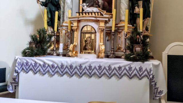 dekoracja adwentowa